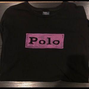 Vintage Polo box logo